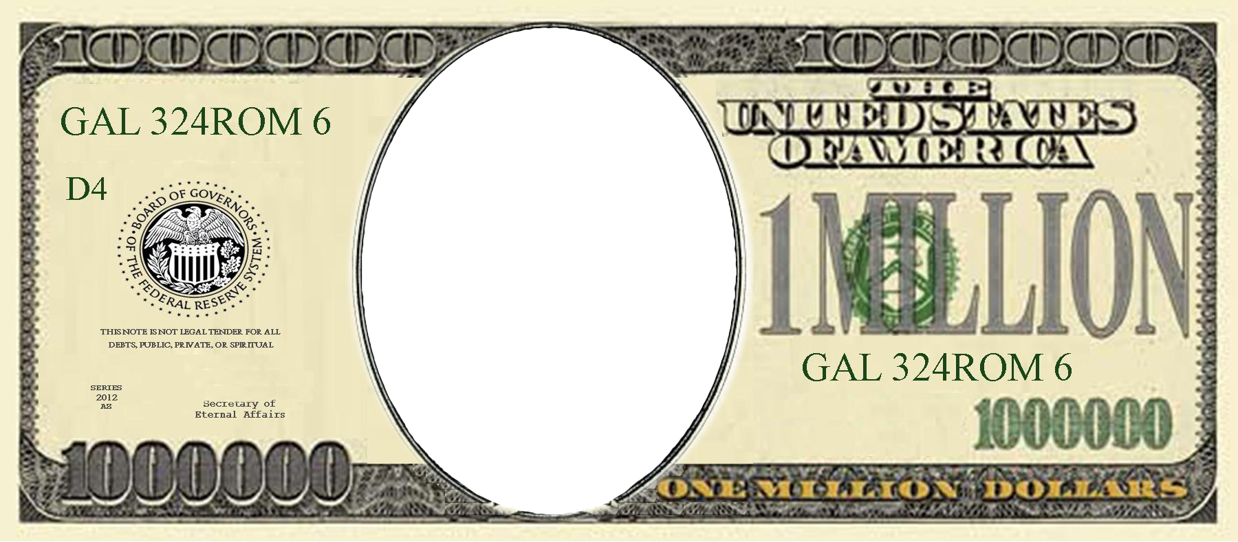 Fake Money PNG - 149987