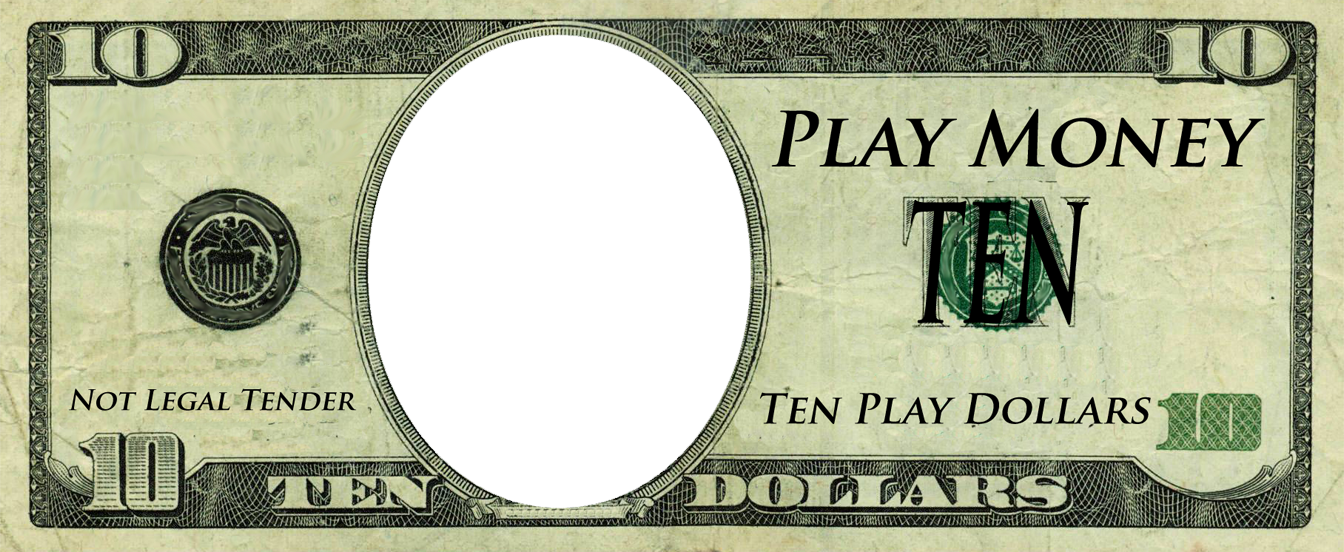 Fake Money PNG
