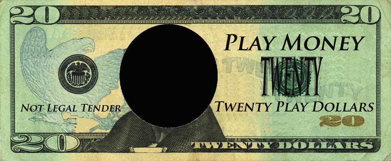 Fake Money PNG - 149978