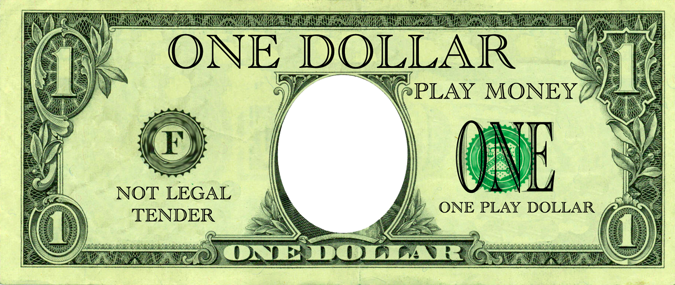 fake money templates - Fake Money PNG