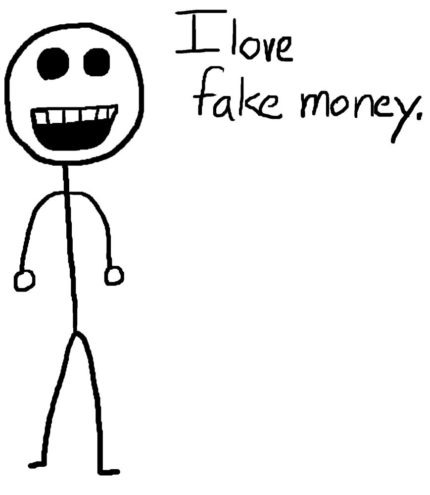 Fake Money PNG - 149992