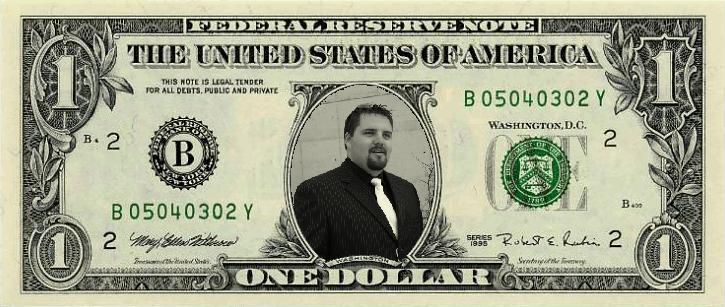 Fake Money PNG - 149986
