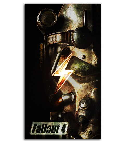 Fallout 4 HD Mobile Wallpaper - Fallout 4 HD PNG