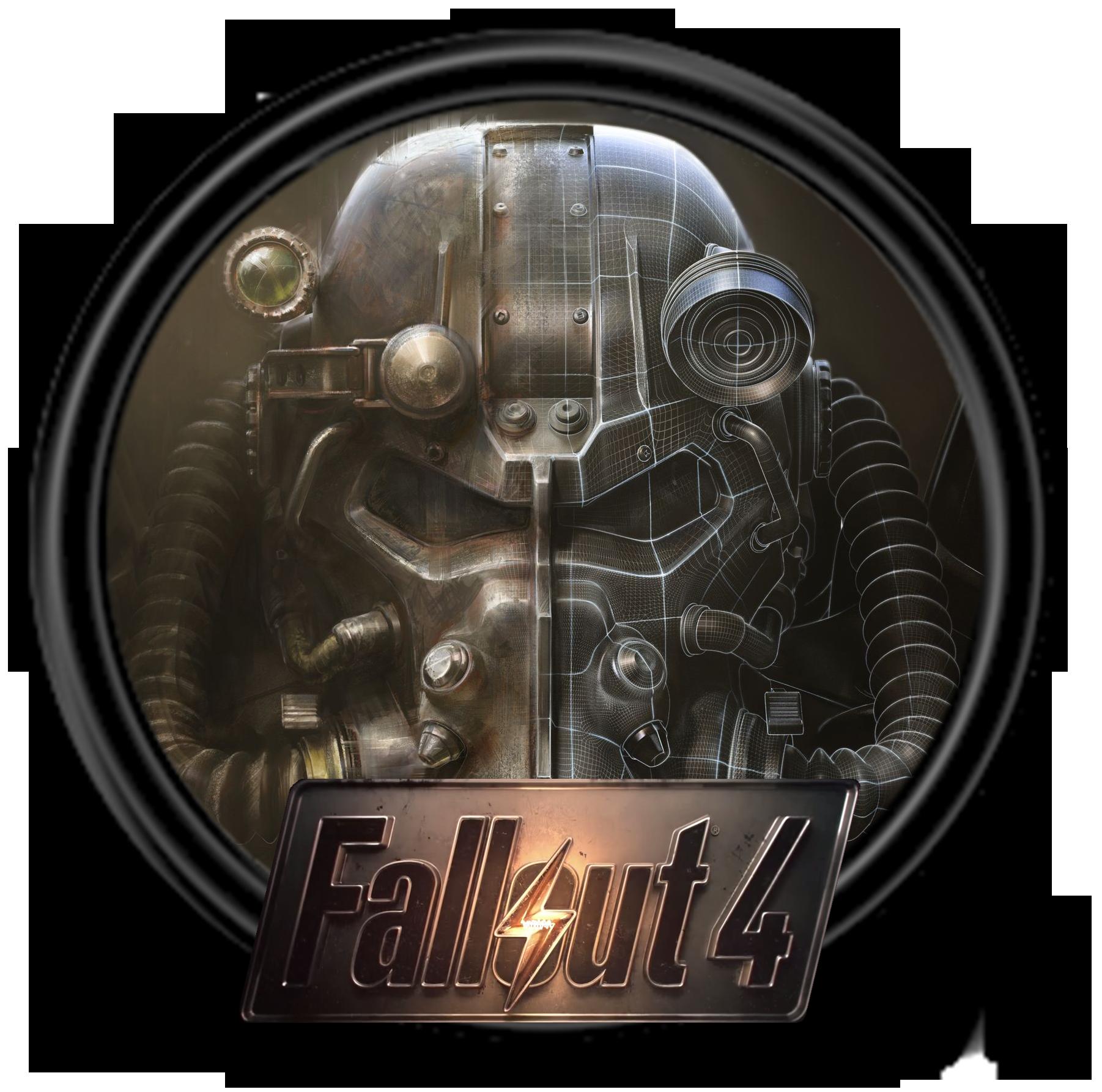 Fallout 4 Icon by EzeVig Fall