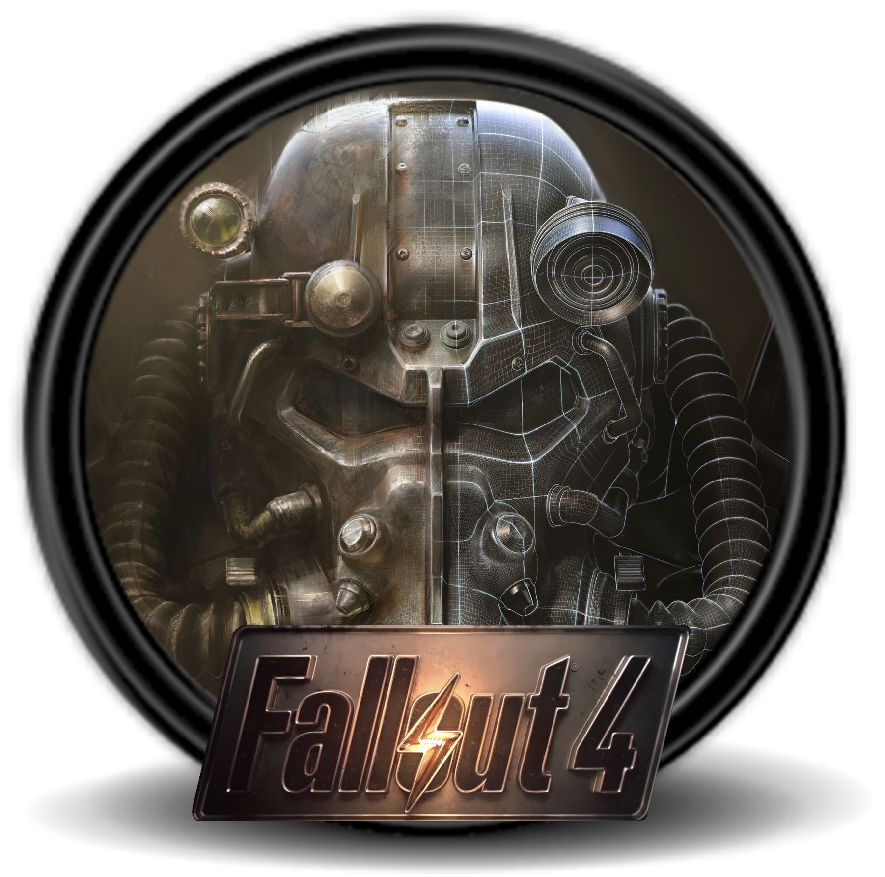 Fallout 4 Icon by EzeVig Fallout 4 Icon by EzeVig - Fallout 4 HD PNG