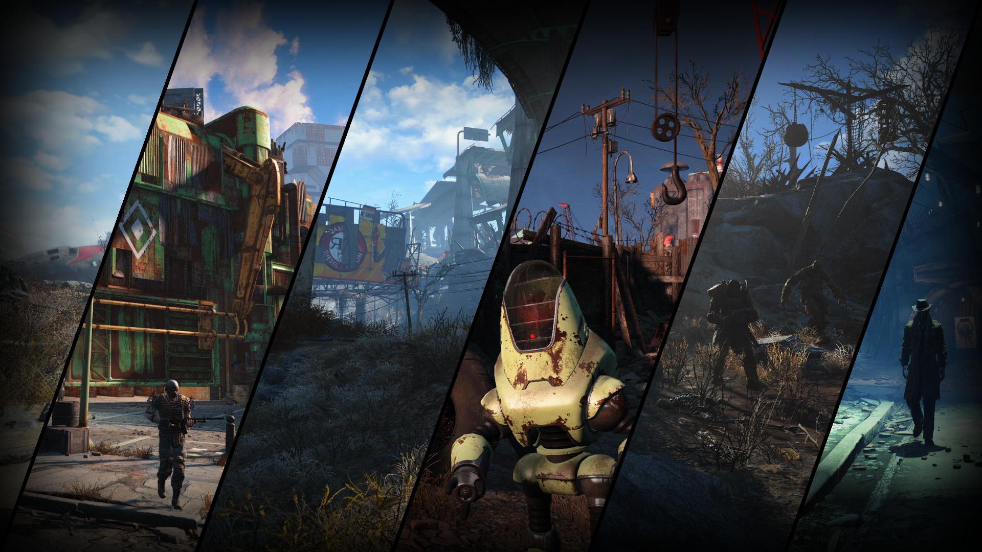 Fallout 4 Wallpaper Hd - Fallout 4 HD PNG