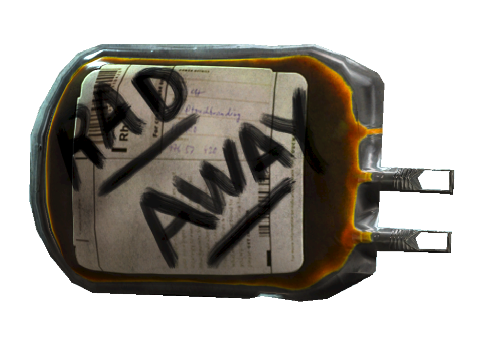 RadAway. Fallout4 RadAway