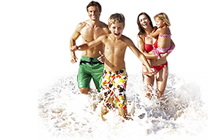 Beach Png Hd PNG Image - Family HD PNG
