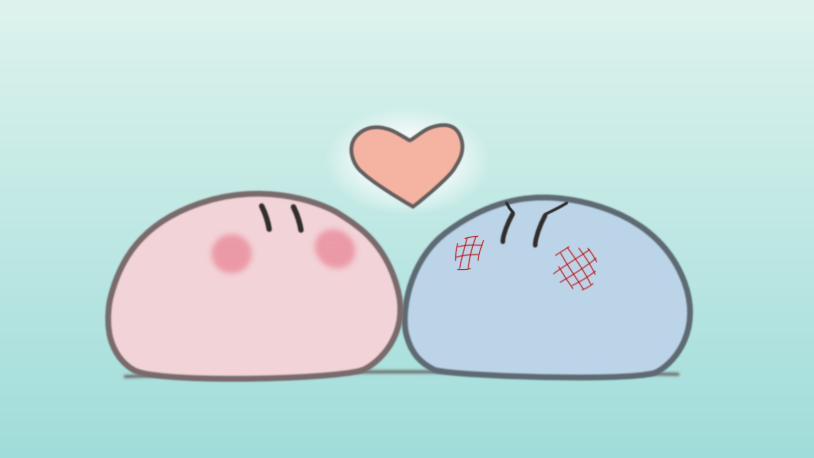 Dango Love Wallpaper by musicguyguy.png - Family Love PNG HD
