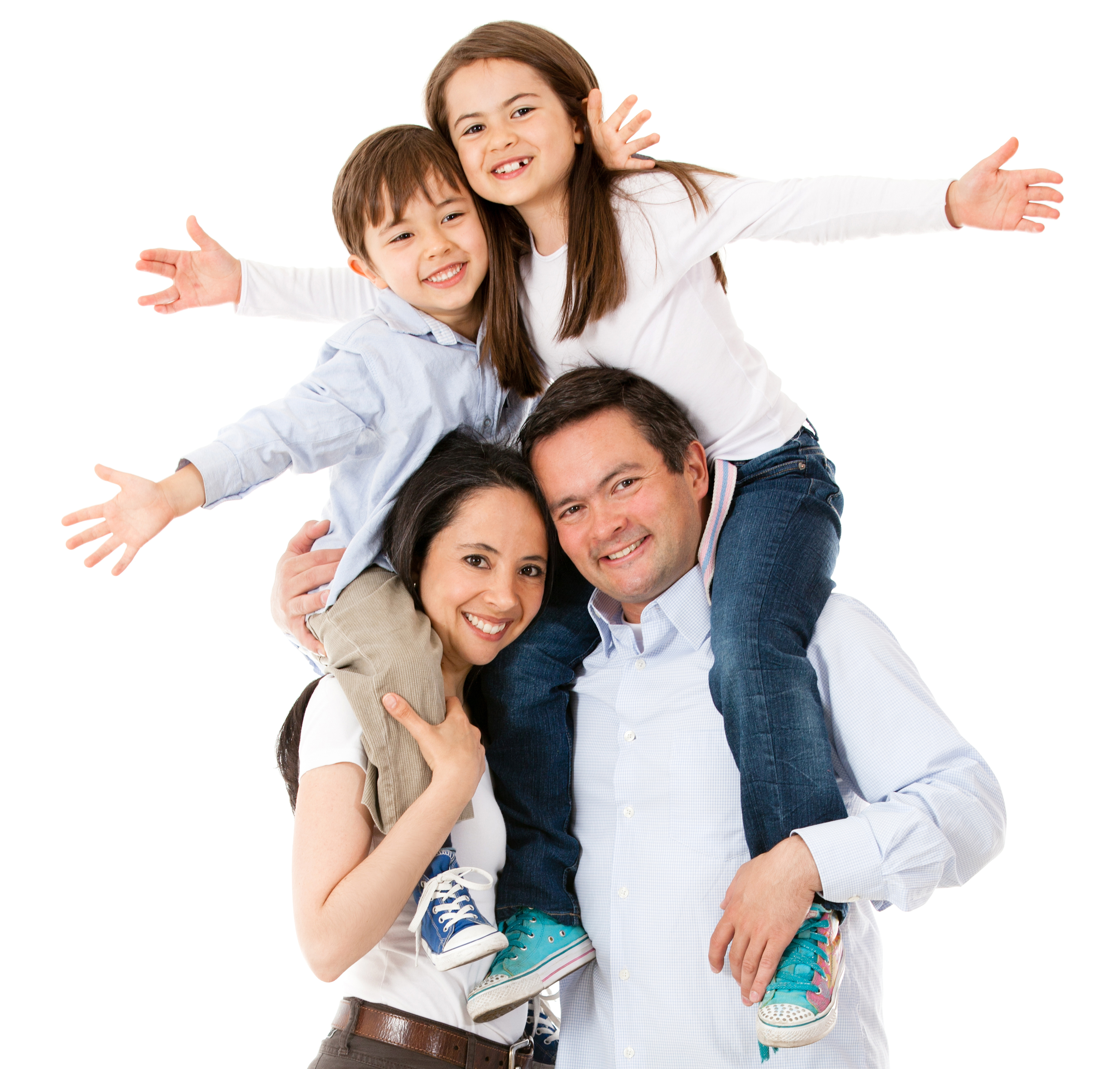 Family PNG HD - 125009