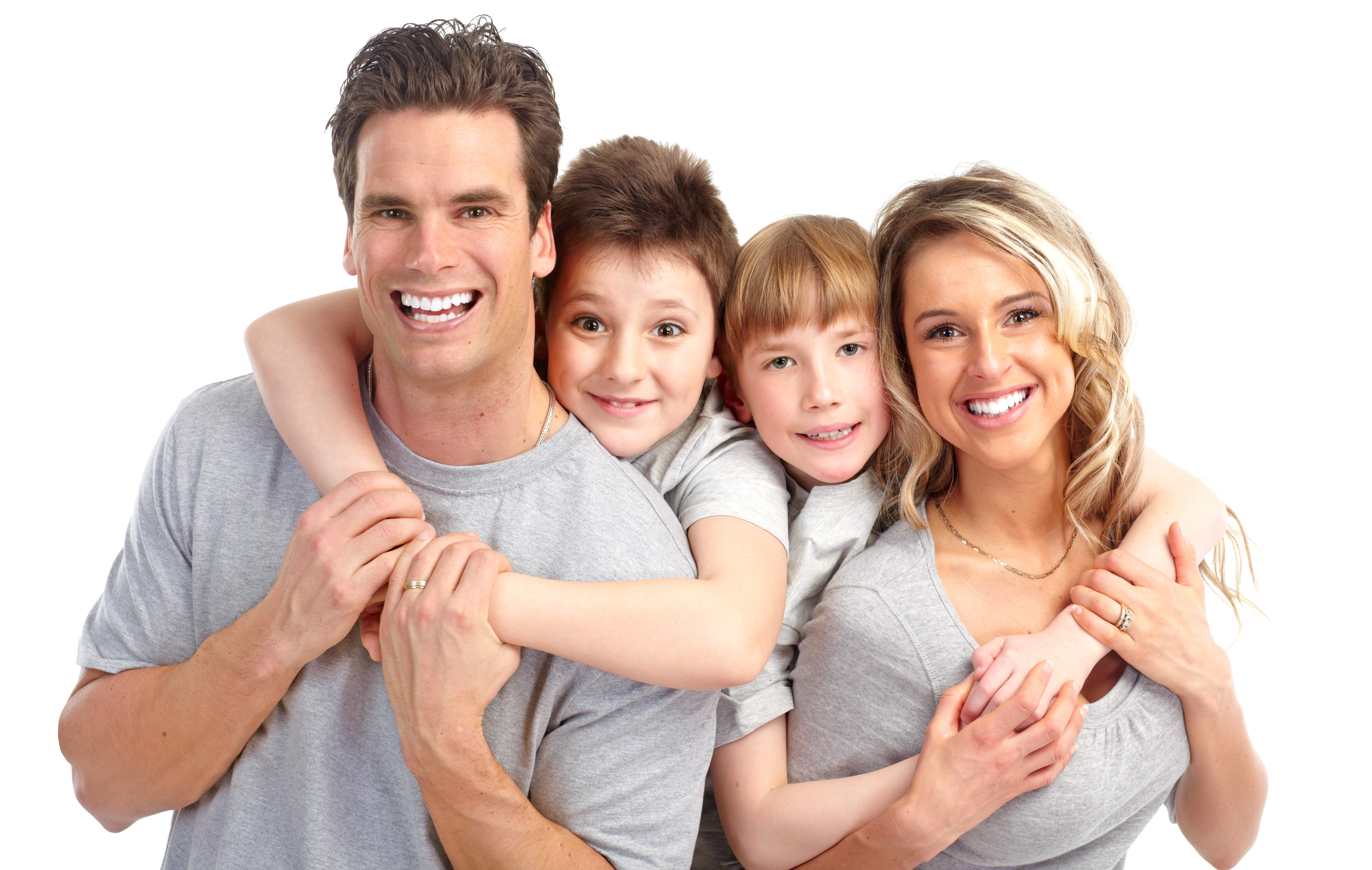 Family PNG HD - 125016