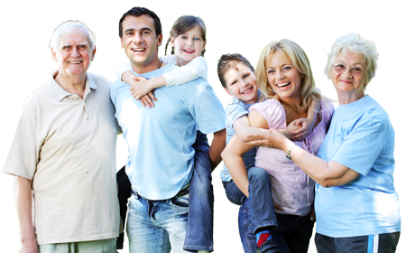 Family PNG HD - 125020