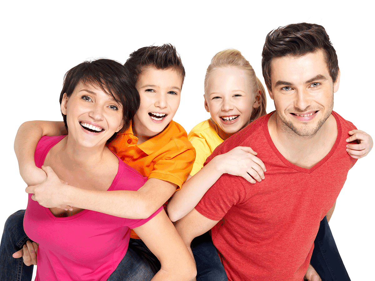 Parents - Family PNG HD