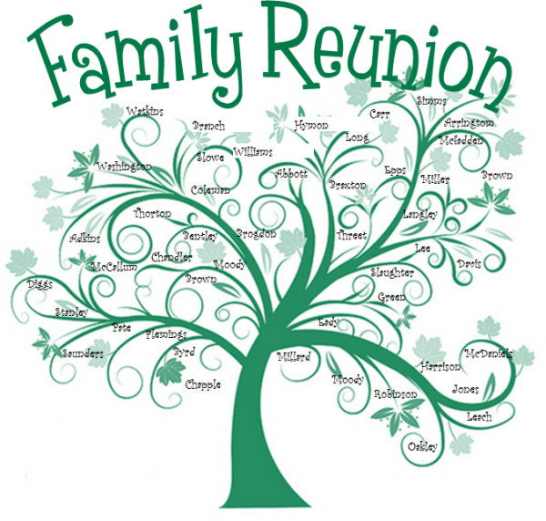 2nd Annual Family Reunion, photo 1 - Family Reunion PNG