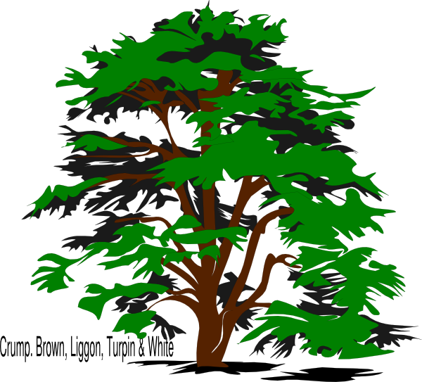Family Reunion Tree Clipart 1