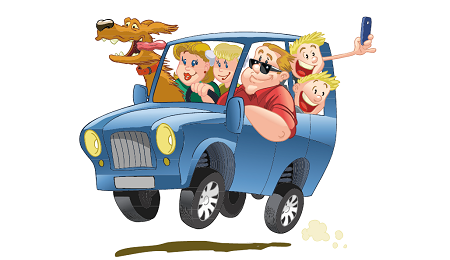Family Vacation PNG-PlusPNG.com-450 - Family Vacation PNG