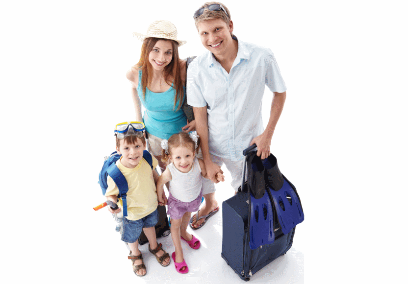 Family Vacation PNG-PlusPNG.com-832 - Family Vacation PNG