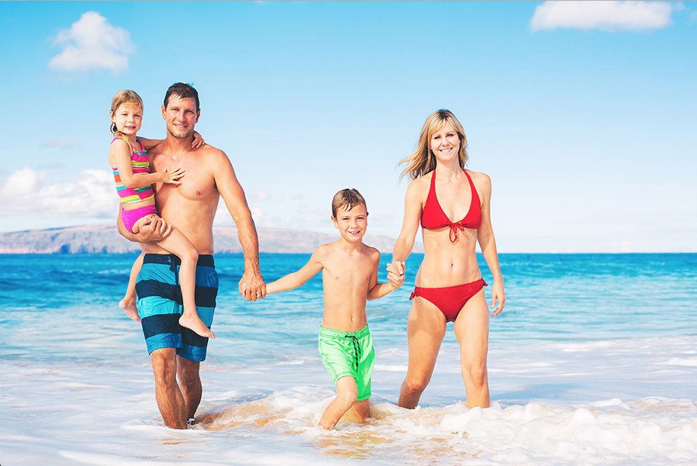 The Perfect Family Vacation Destination - Family Vacation PNG