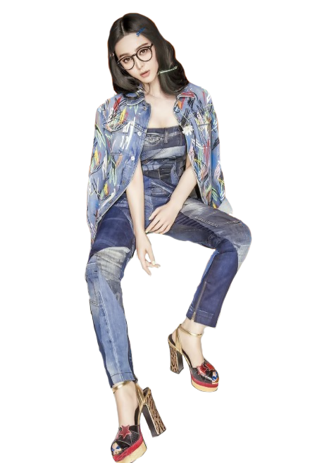 Fan Bingbing Transparent PNG - Fan Bingbing PNG