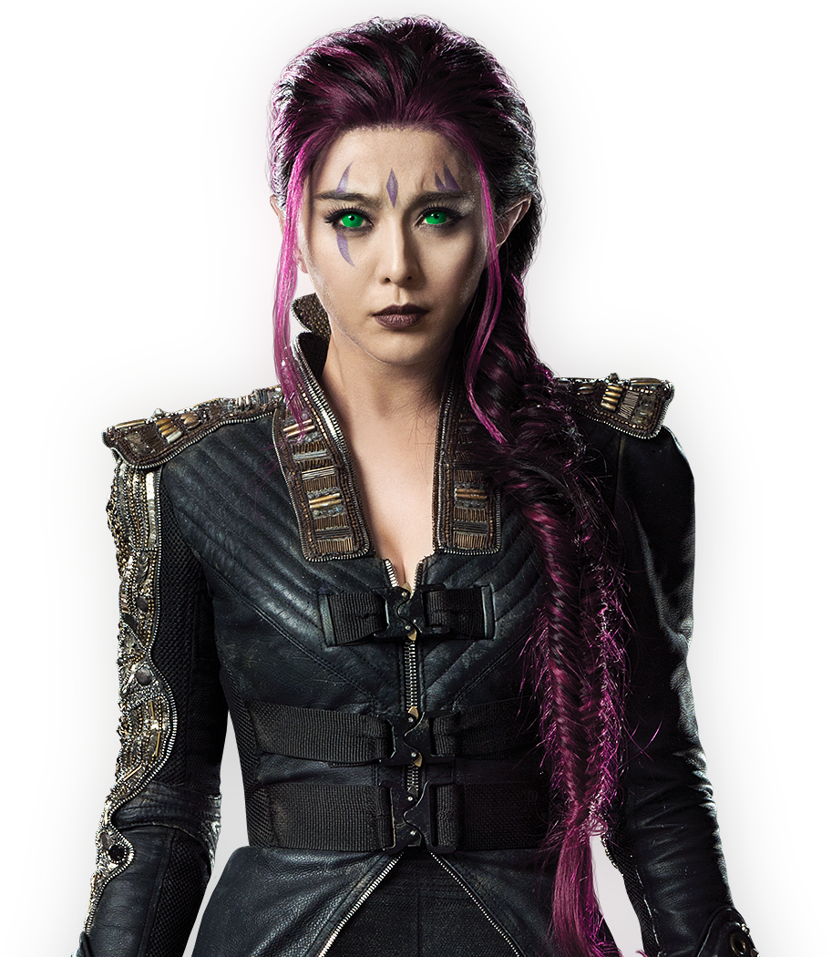 X-Men Days of Future Past | Official Movie Site | Fan Bing Bing as Blink - Fan Bingbing PNG