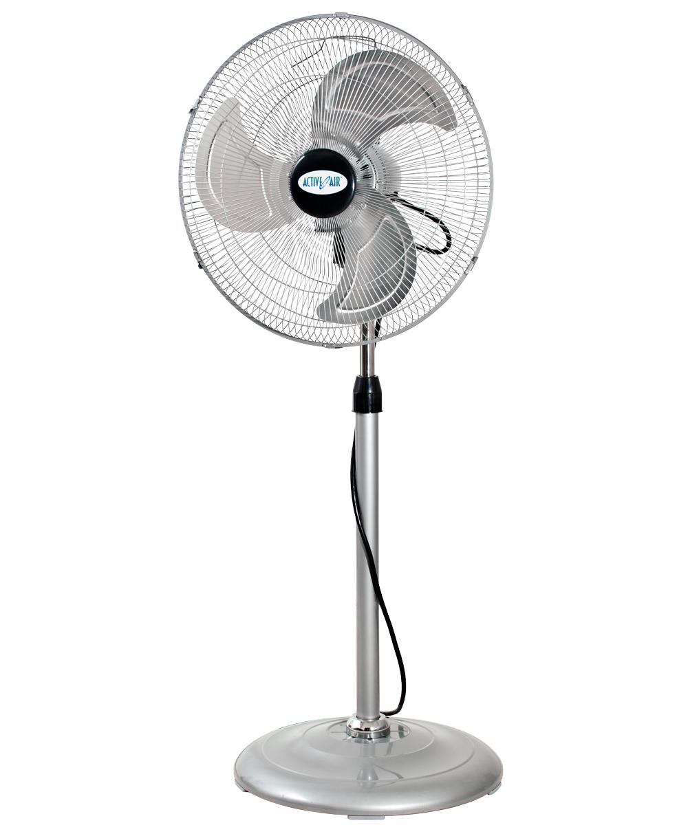 Active Air HD 18u0027u0027 Pedestal Fan - Fan HD PNG