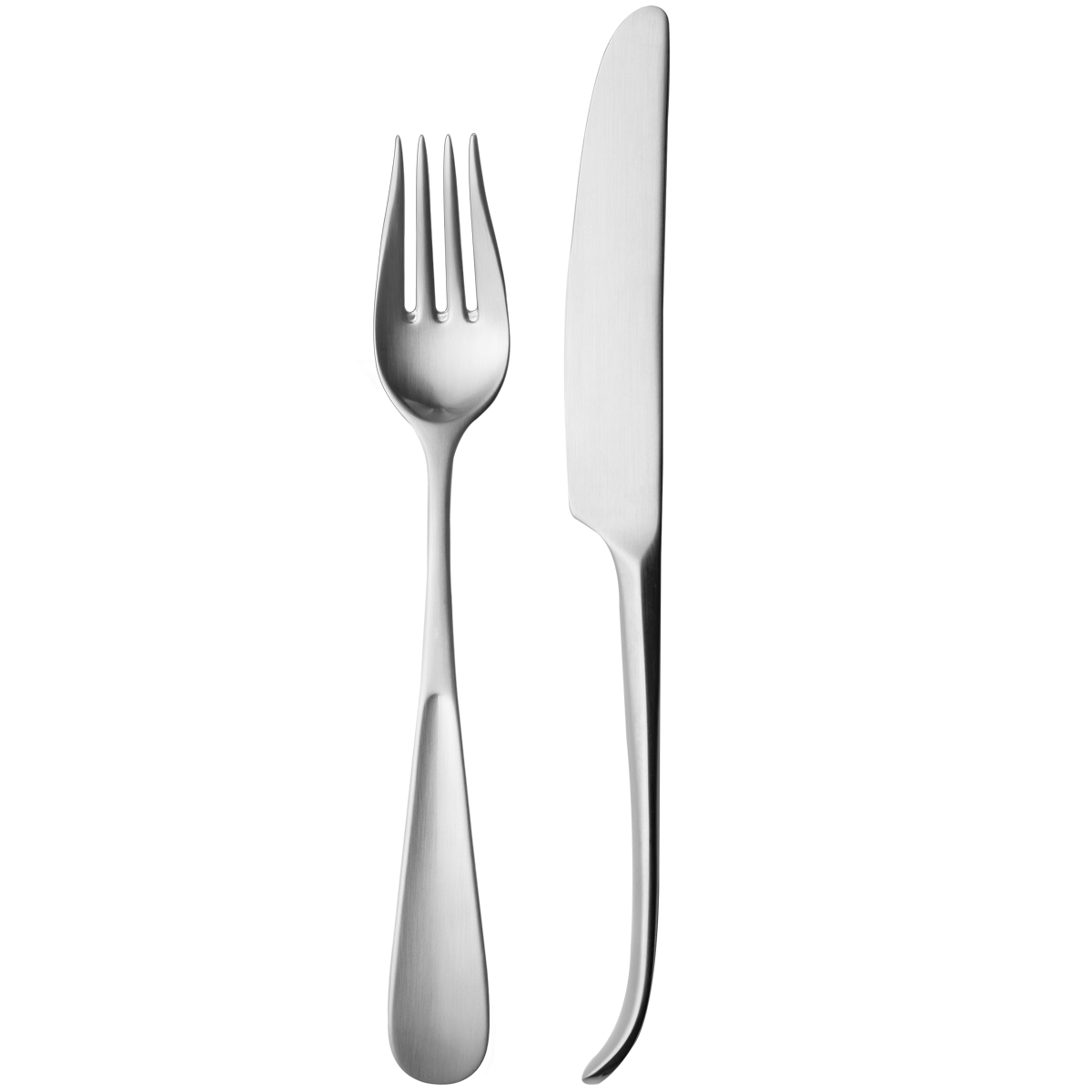Knife and fork clipart cliparts others art inspiration 2 - Fancy Fork PNG Black And White