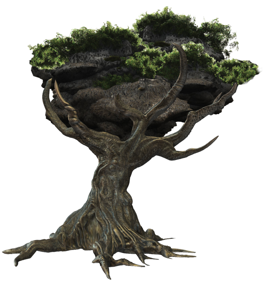 Fantasy Tree png by mysticmorning.deviantart pluspng.com on @deviantART - Fantasy PNG