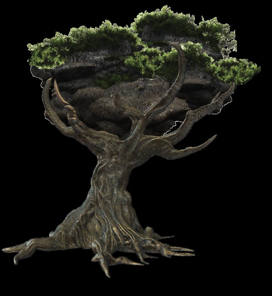 Fantasy Tree png by mysticmorning.deviantart pluspng.com on @deviantART - Fantasy PNG
