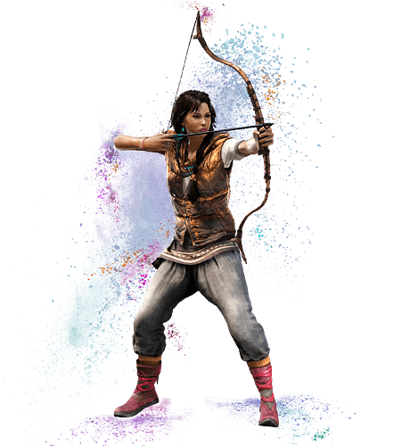Amita2.png - Farcry HD PNG