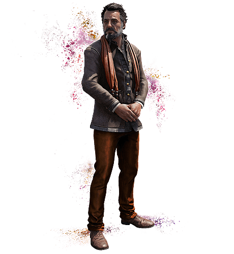 Far Cry 4 Darpan.png - Farcry HD PNG