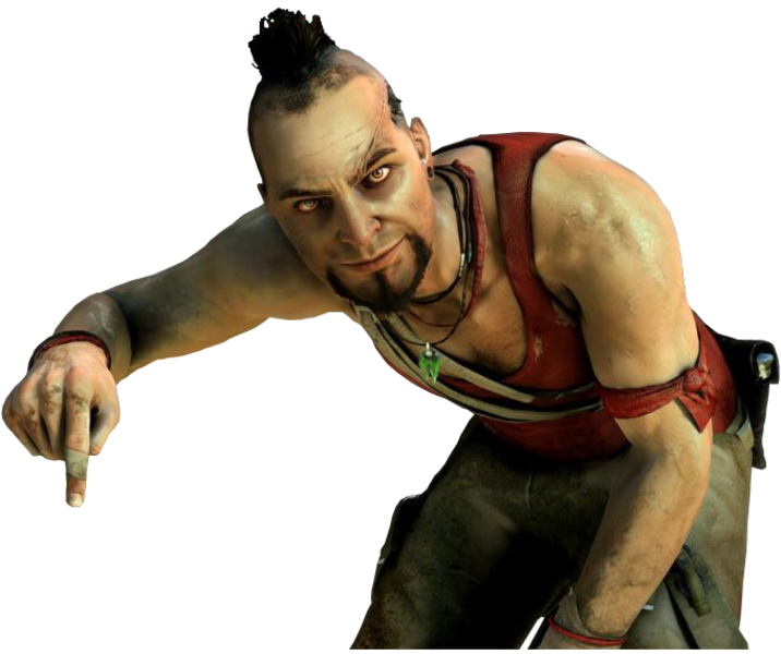 Farcry HD PNG