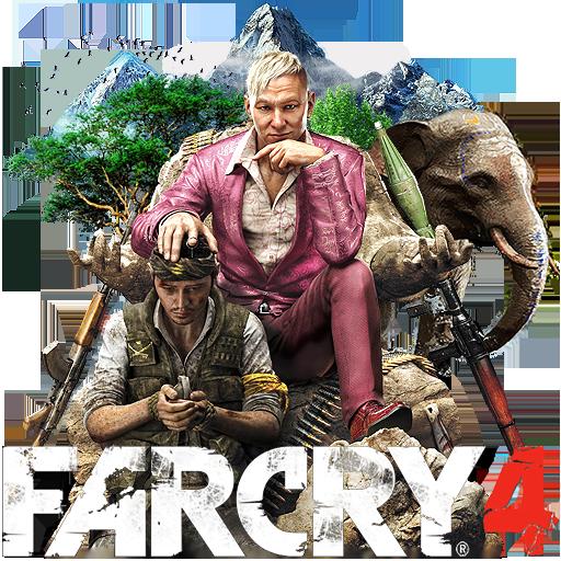 farcry4-cozumu-isim-hatasi-crackfix - Farcry HD PNG