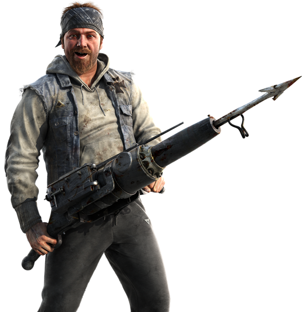 The Impaler.png - Farcry HD PNG