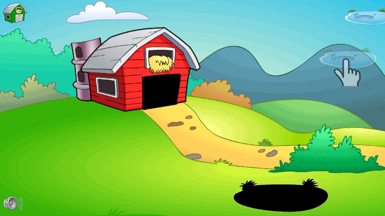 Farm Background PNG - 158137