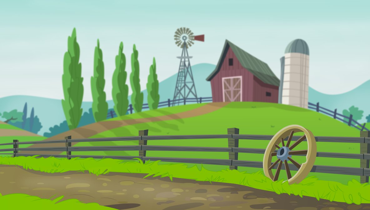 Farm Background PNG - 158133