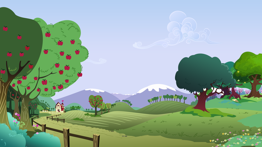 Farm Background PNG - 158130