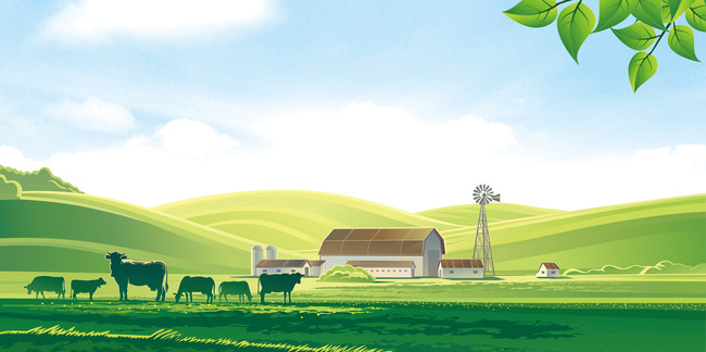 Farm Background PNG - 158128