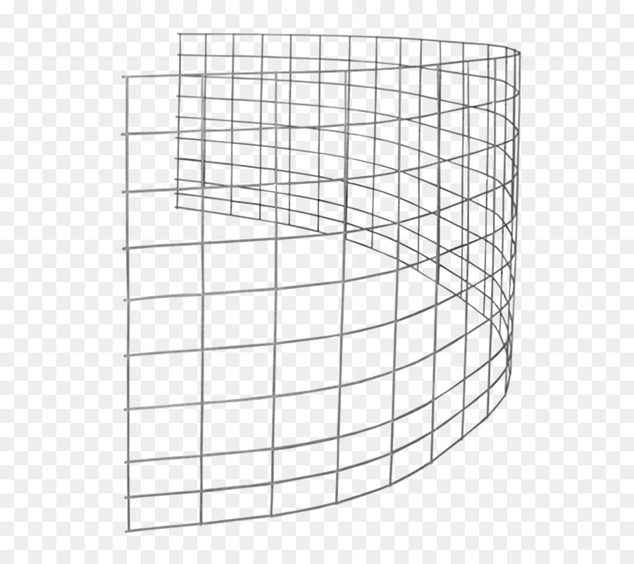 Cattle Livestock Fence Pen Farm - metal wire drawing - Farm Fence PNG Black And White