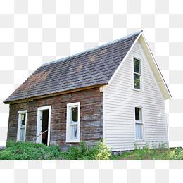 A farmhouse, Landscape, Build