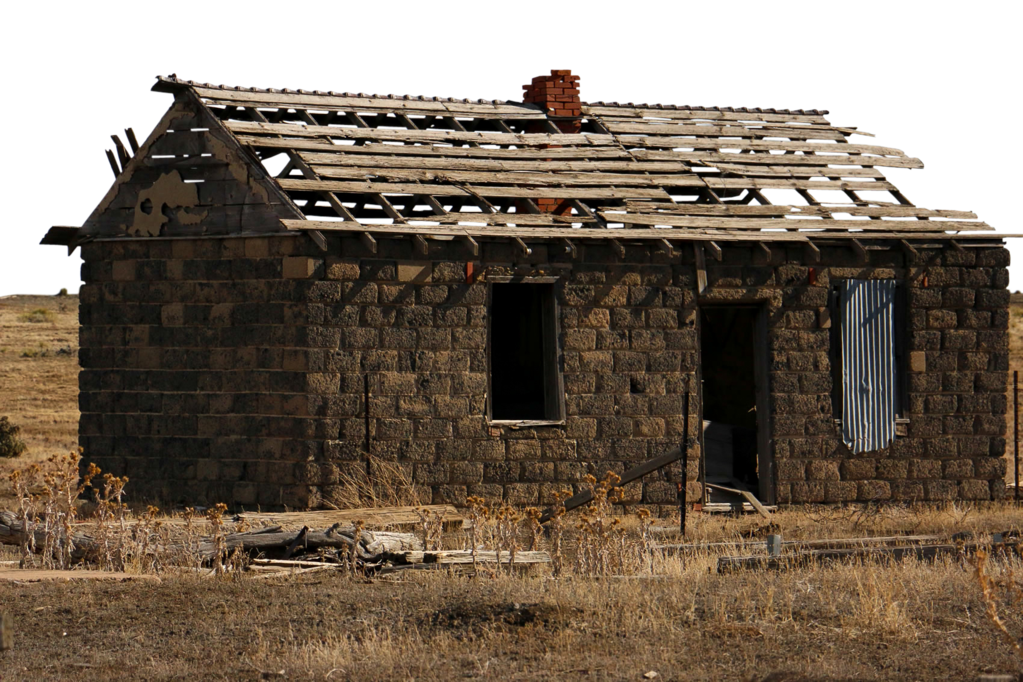 PNG old house by mrd-stock PlusPng.com  - Farm House PNG HD