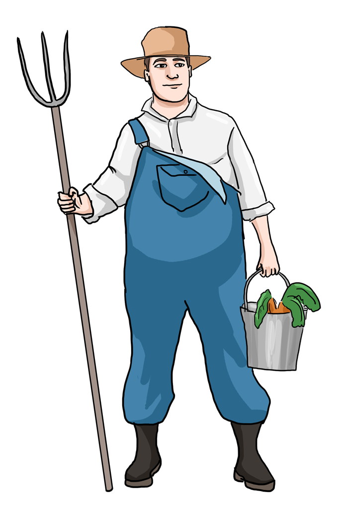 farmer clipart farmer clipart black and white free images cliparting  science clipart - Farmer PNG HD Images