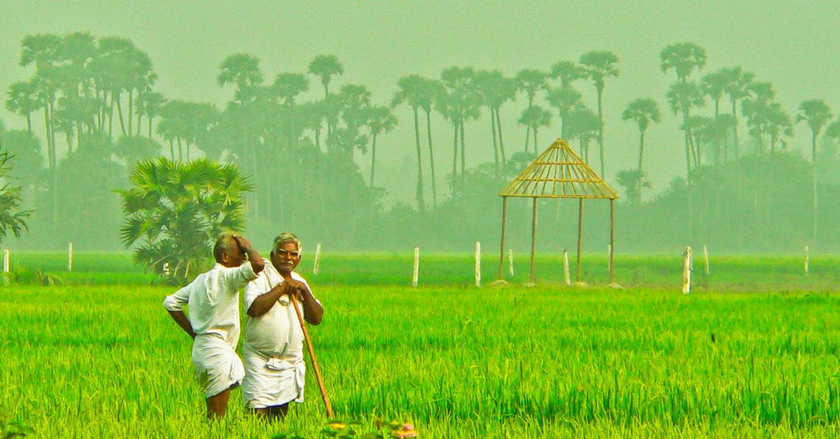Farmers in Andhra Pradesh Set an Example - Donate Rs. 3.5 Lakhs for  Development of New Capital - The Better India - Farmer PNG HD Images