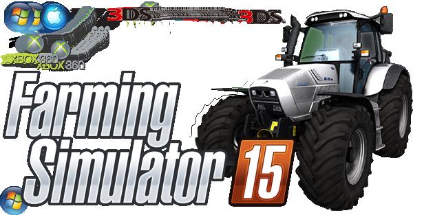 Farming Simulator PNG - 2452
