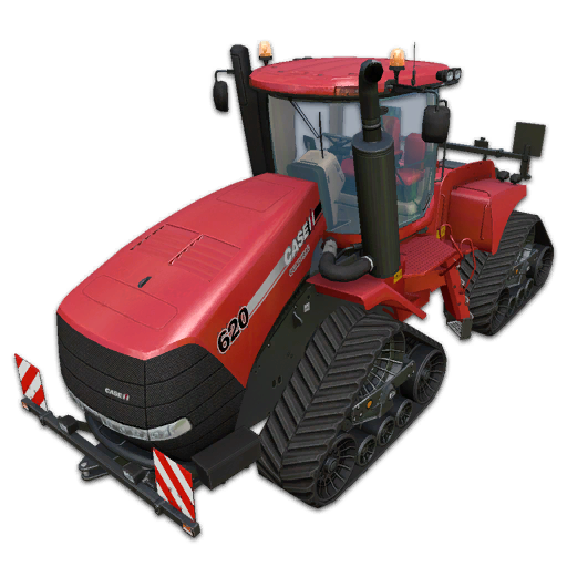 Case IH Quadtrac 620 tractor - Farming simulator 2019 / 2017 / 2015 Mod - Farming Simulator PNG