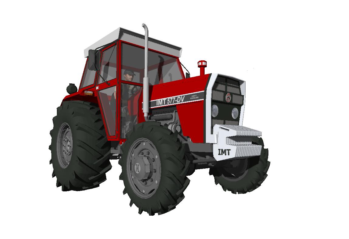 Download IMT 577 R V3.3 for Farming Simulator 2011 - Farming Simulator PNG