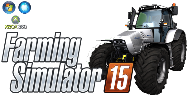 Farming Simulator 15 CD-Key Steam Generator - Farming Simulator HD PNG - Farming Simulator PNG