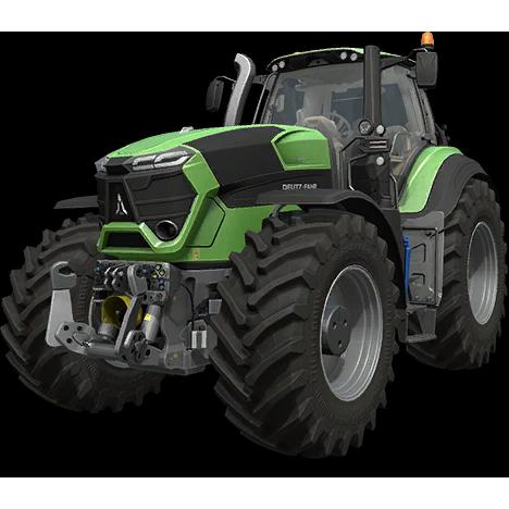 File:FS17 DeutzFahr-Series9.png - Farming Simulator PNG