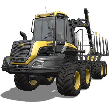 File:FS17 Ponsse-Buffalo.png - Farming Simulator PNG