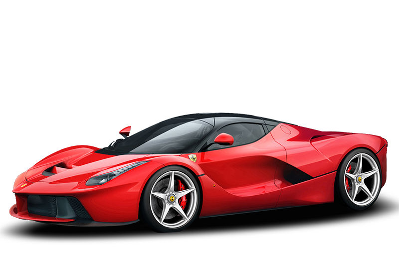 Ferrari-LaFerrari.png - Farrari HD PNG