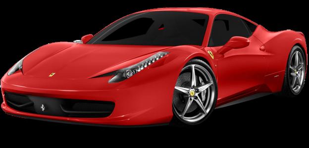 Ferrari PNG Transparent Image - Farrari HD PNG